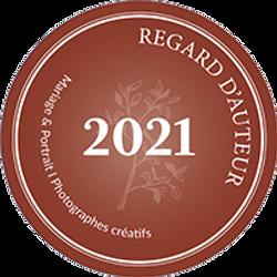 Badge regard d'auteur