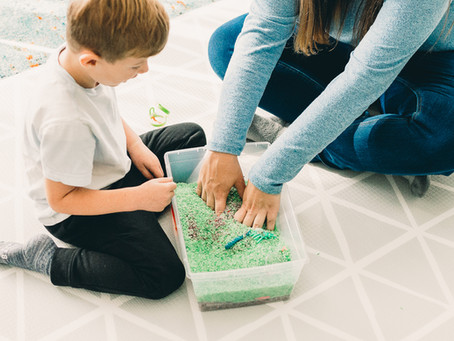 Easy Sensory Activities to Make Learning Fun for Your Child