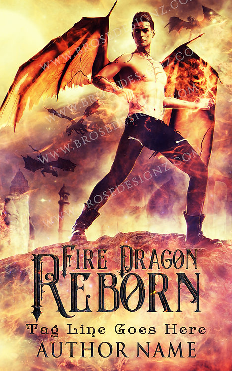 Fire Dragon Reborn