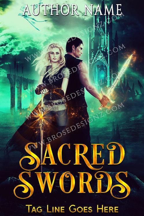 Sacred swords