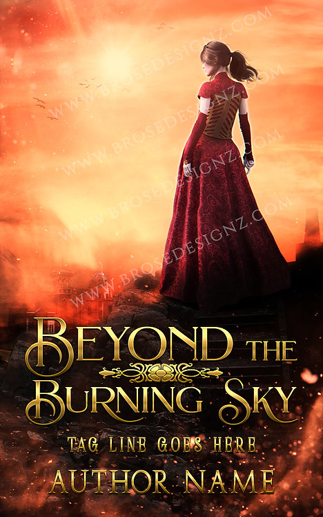Beyond the burning sky