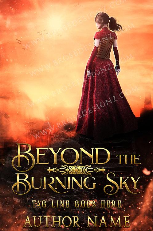 Beyond the burning sky