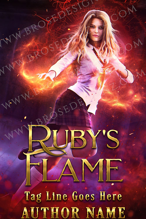 Ruby's Flame