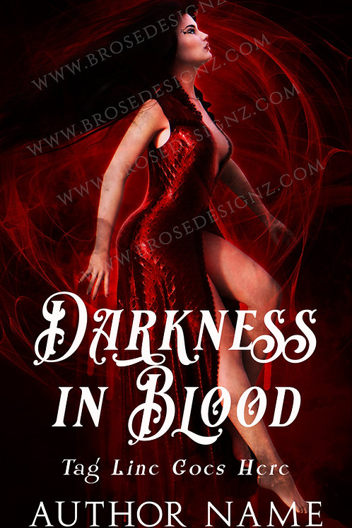 Darkness in blood