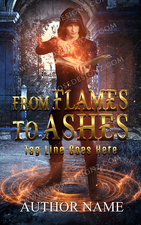 From Flames to Ashes
