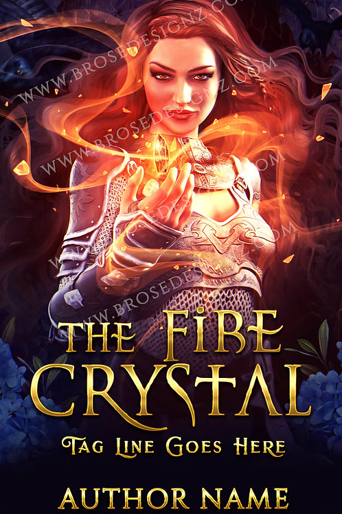 The fire crystal