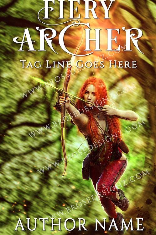 Fiery Archer