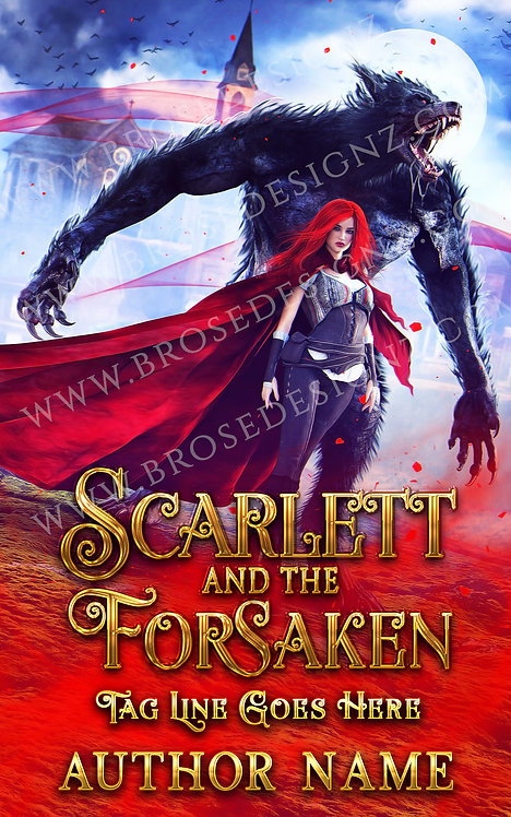Scarlett and the Forsaken
