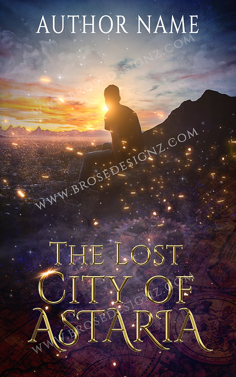 The lost city of Astaria