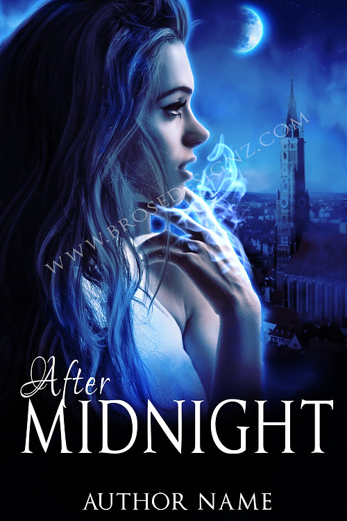 Premade book covers custom book cover design brosedesignz after midnight the listed price is for the ebook cover only fandeluxe PDF
