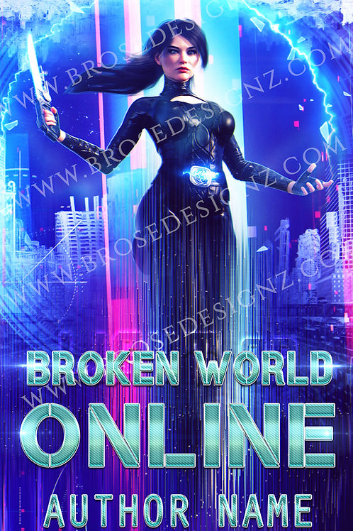 Broken World Online