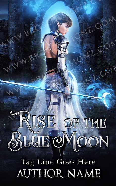 Rise of the blue moon
