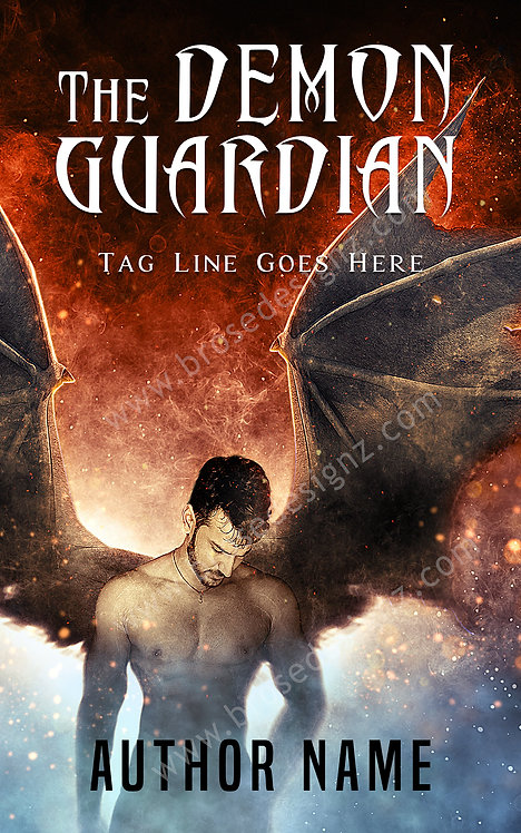 The demon Guardian