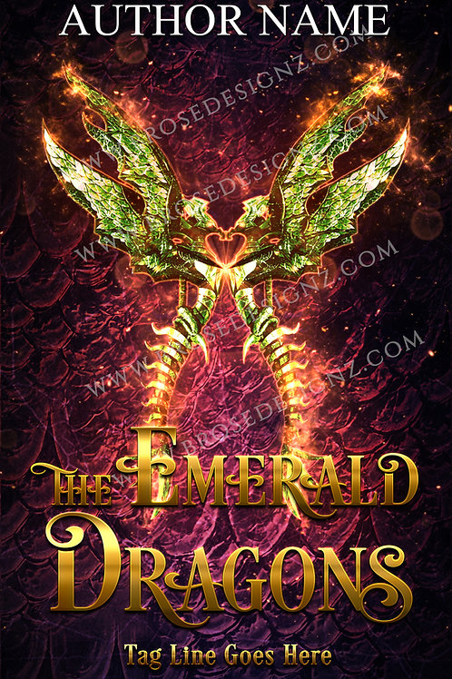 The emerald dragons