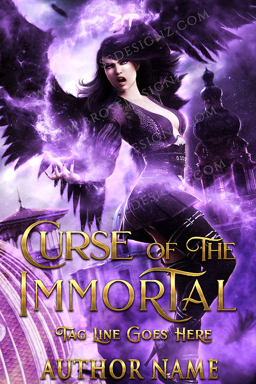 Curse of the immortal