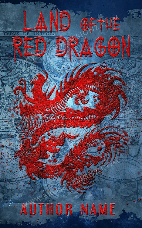 Land of the red dragon