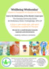Fordingbridge Wellbeing Group Flyer 2019