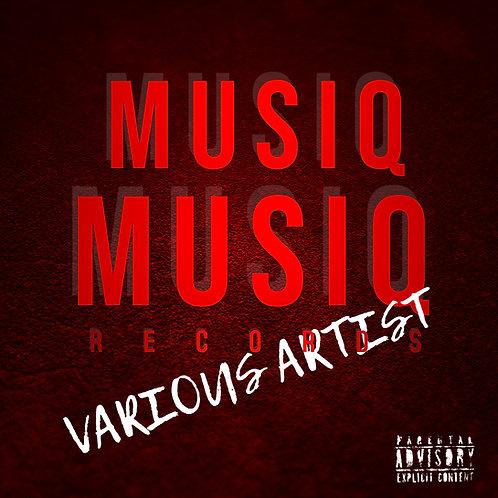 CD -Musiq Mashup Various Artist  RnB, Hip Hop, Gospel and Jazz