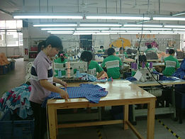 Customeized promotional garment manufacturer in Hong Kong, China