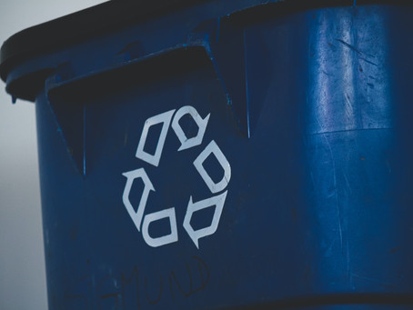 Hyperspectral Imaging in the Recycling Industry: A Review