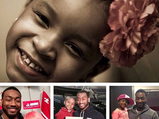John Wall wins NBA Cares Community Assist Award