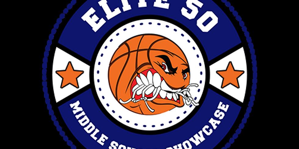 Elite 50 Middle School Showcase