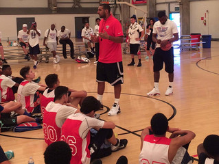 John Wall Joins Jared Dudley & Stresses Education, Hard Work to Dudley Campers