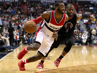 What does John Wall think about other NBA point guards?