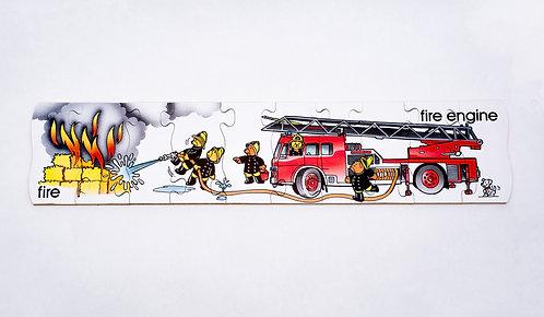 Fire Engine Jigsaw
