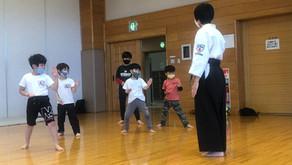 2021/4/18(日) 稽古 東久留米&東村山道場