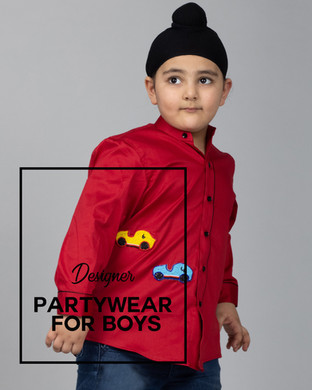 Boys Partywear