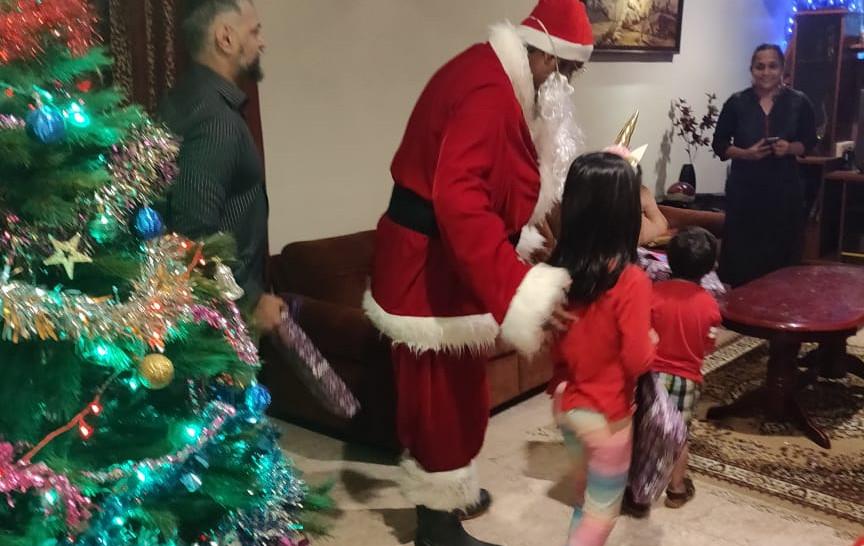 Santa Express delivery