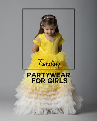 Partywear for Girls