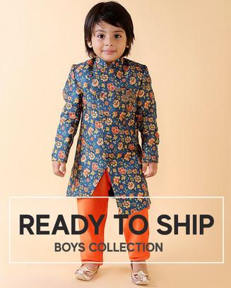 Ready to ship - boys collection