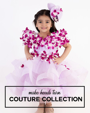 Girls Couture Collection