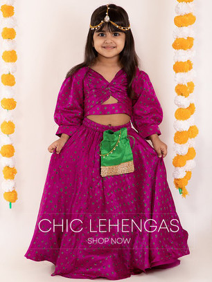Click for Chic Lehengas