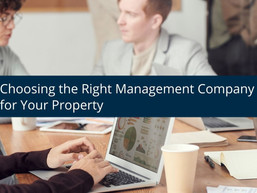 Choosing a Management for Your Multifamily Properties: Dos and Don'ts