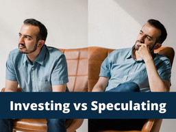 Are You Investing the Right Way? The Difference Between Investing and Speculating.