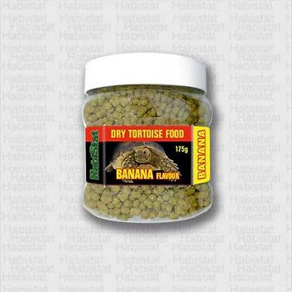 HabiStat Dry Tortoise Food. Banana. 175g