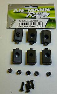 ANSMANN 115000419 Adjusting Blocks for Front Steer