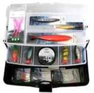 FISHING FLOATS AND LURES