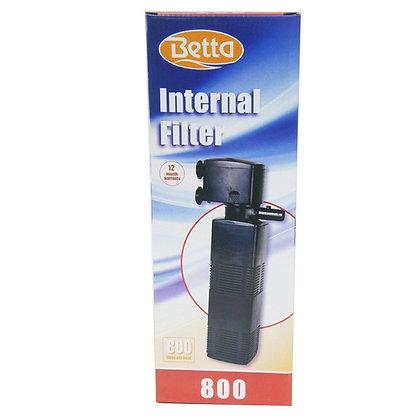 BETTA INTERNAL AQUARIUM FILTER 800L/H