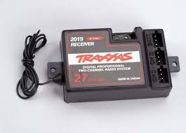 TRAXXAS 2019	Rradio receiver 27mhz without BEC