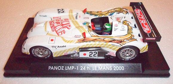 L004 PANOZ LMP-1 24H. LE MANS 2000