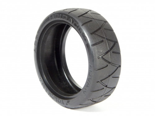 HPI 4762 - ADVAN A038 BELTED TIRE 24MM (27R