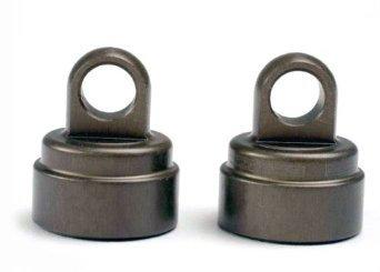TRAXXAS 2667Shock caps, aluminium 2pcs