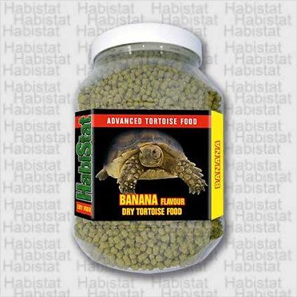 HabiStat Dry Tortoise Food. Banana. 700g