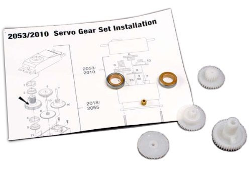TRAXXAS 2010	Servo gear set
