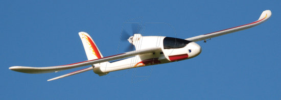 PHOENIX RTF EPO SPORTS AILERON TRAINER 2.4GHZ