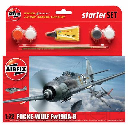 A55110 Focke Wulf 190A-8 Starter Set 1:72